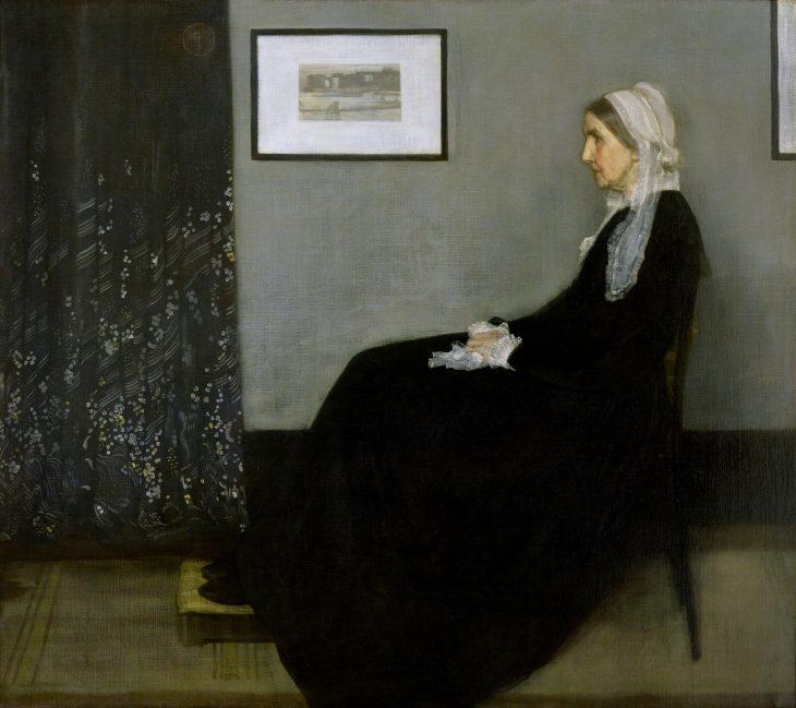 James McNeill Whistler. Arreglo en Gris y Negro nº 1 (1871). - 3 minutos de  arte