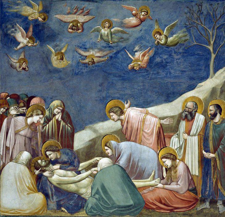 Resultado de imagen de pintura giotto