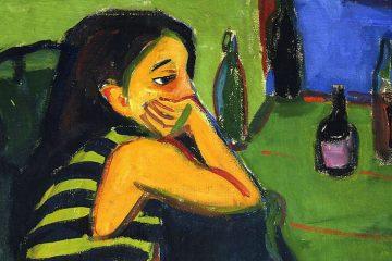 Kirchner Marcella 1910 miniatura