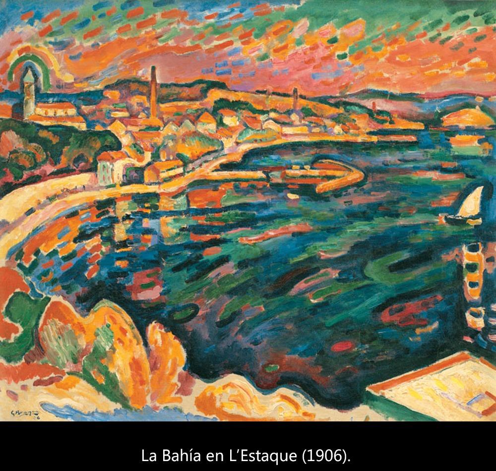 Braque y su etapa fauvista. - 3 minutos de arte