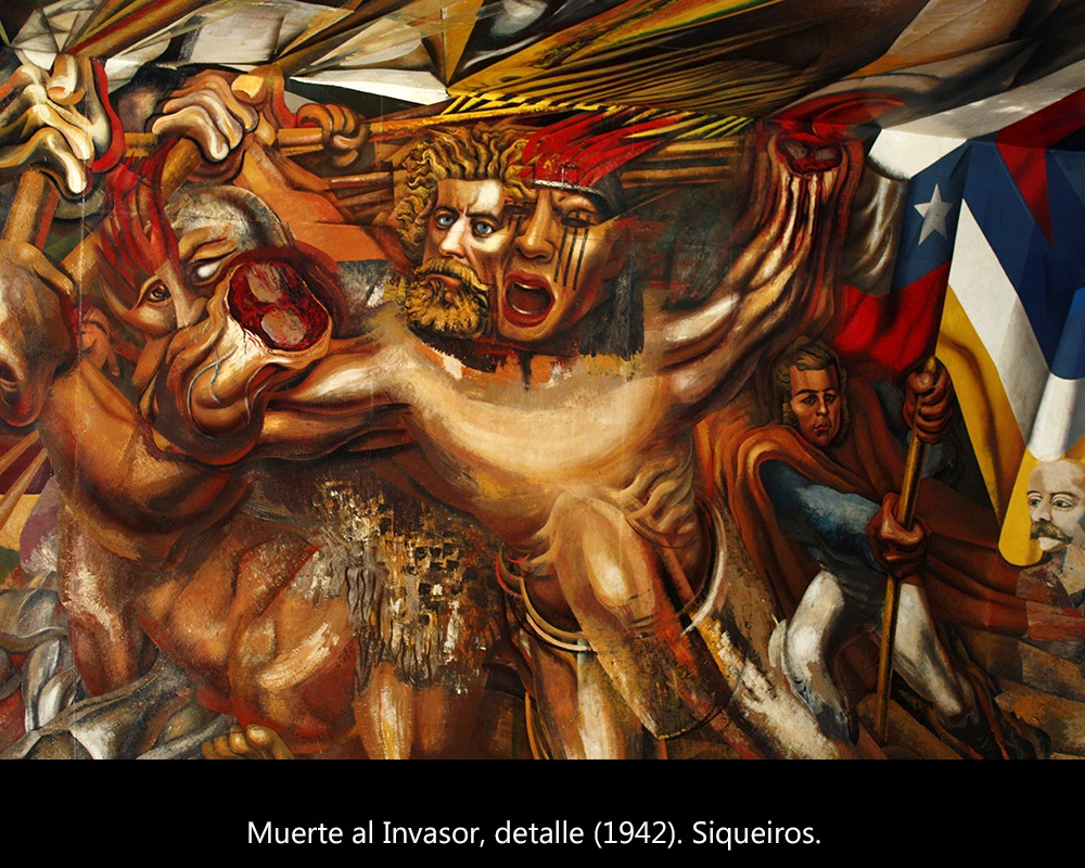 Muralismo Mexicano Obras Mas Importantes