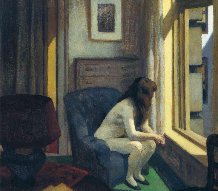 Hopper. Eleven A.M. (1926)