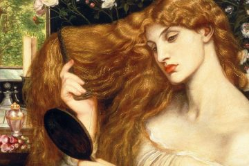 Rossetti lady Lilith 1866 73 mini