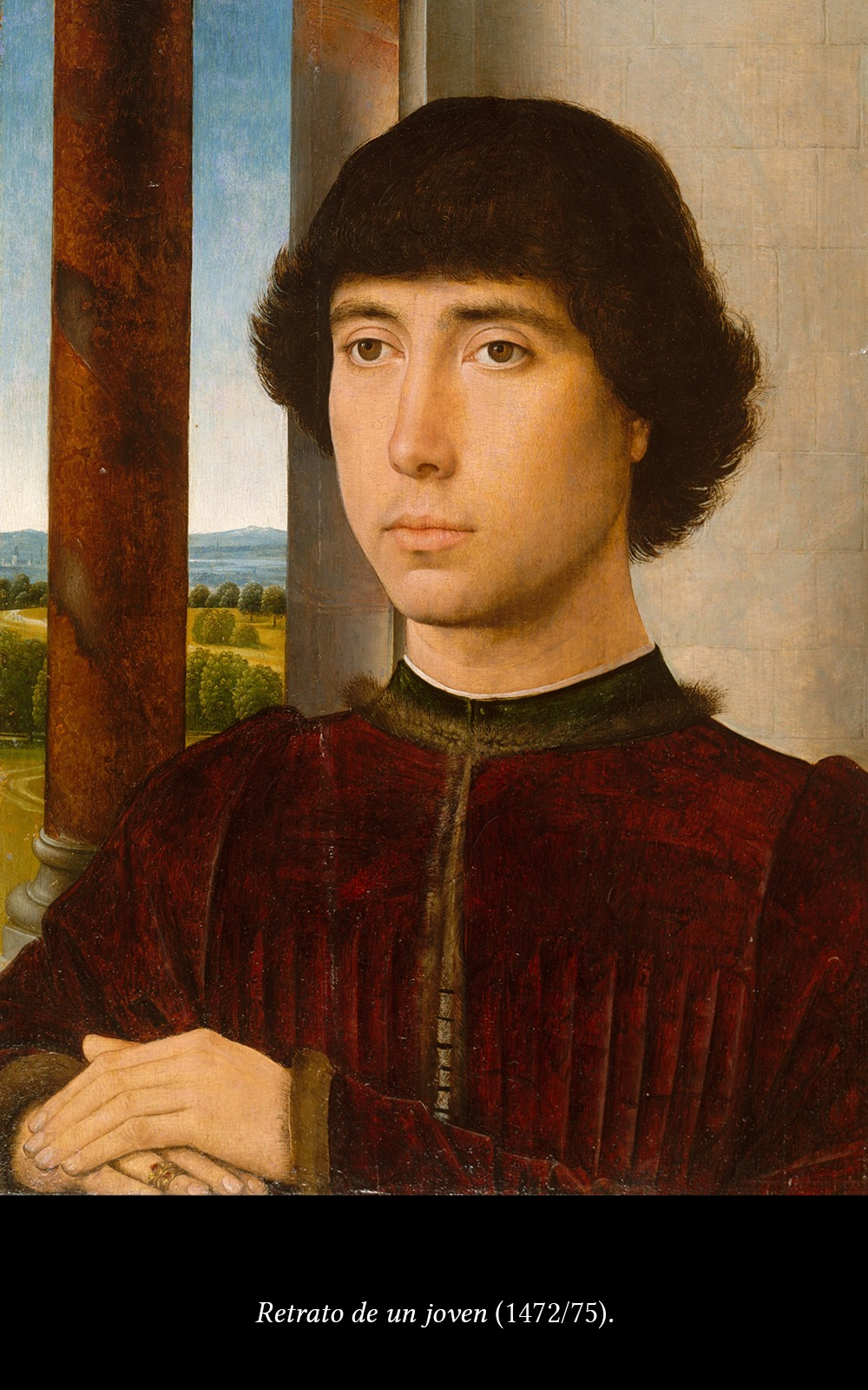 Hans Memling y el modelo de retrato renacentista. - 3