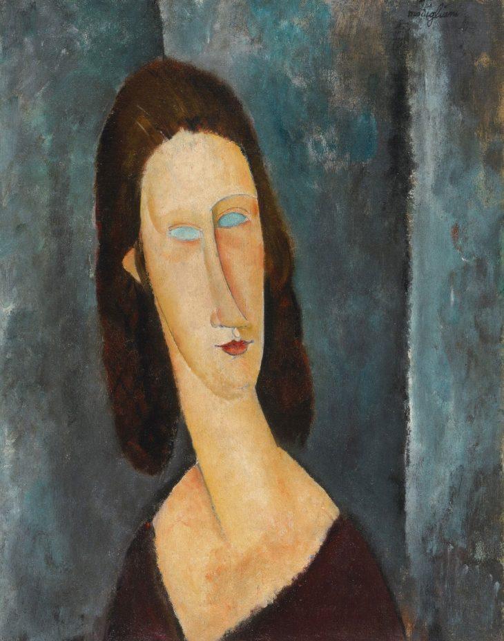 Modigliani primitivismo