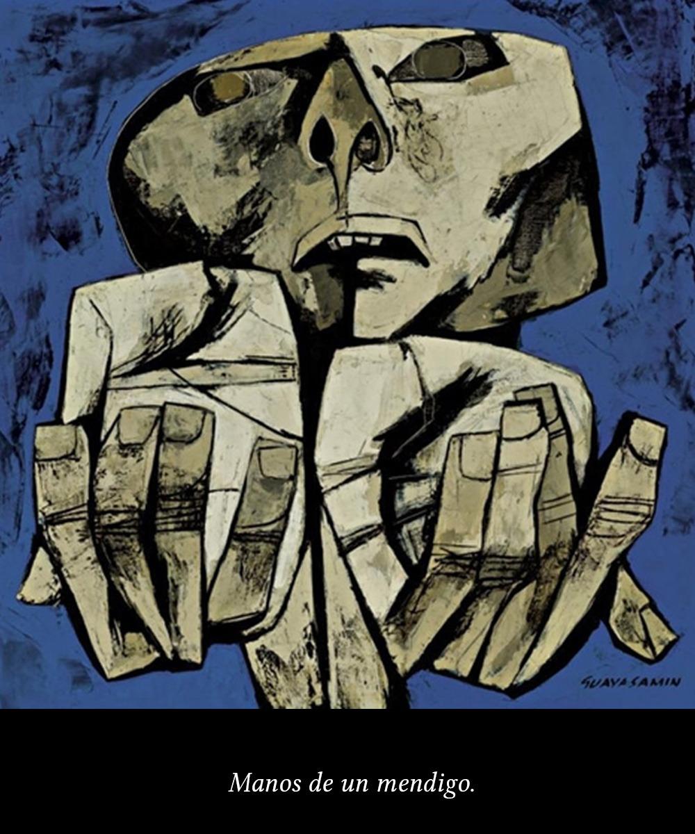 Oswaldo Guayasamín Expresionismo Americano 3 Minutos De Arte