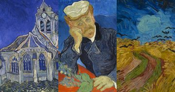 C6 Last Days of Van Gogh mini