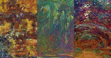 C6 Monet last paintings mini